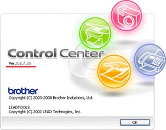 Brother cc3 control center download